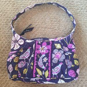 Vera Bradley Floral Nightingale Purse/Bag